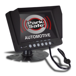 "PS026 - 7"" dashboard monitor by Parksafe Automotive Ltd"