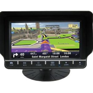 "PS031 - 7"" 3 Channel Android DVR Monitor"