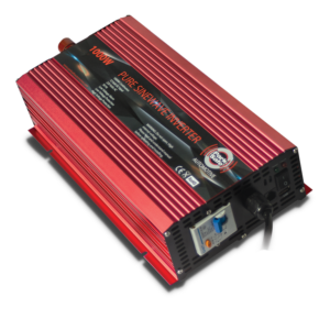 PS2001 - Power inverter pure sine wave (1000W) by Parksafe Automotive Ltd)