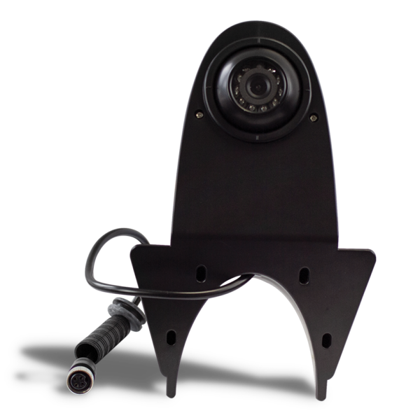 PSC12 - Overhang camera with IR lights by Parksafe Automotive Ltd