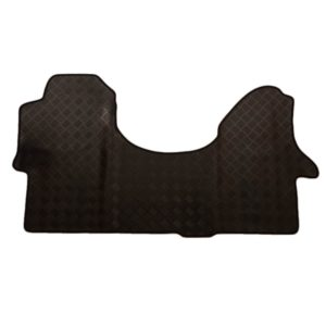 ecmsmat01 - Mercedes Sprinter 3 seat rubber mats by Parksafe Automotive Ltd