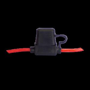 EC-FH4 - Splashproof fuse holder for standard blade fuses