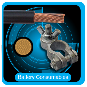 Battery Cable, Terminals & Accessories